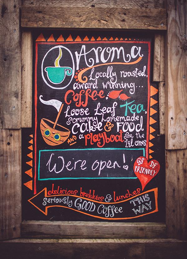 Bridport Cafe Menu